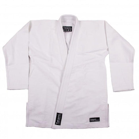 Academy Fundamental Gi - White