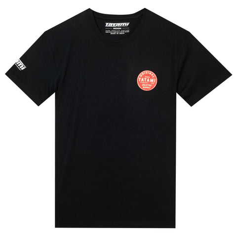 Boardwalk T-Shirt Black
