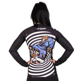Ladies Bolo Rash Guard