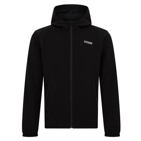 Black Core Training Jacket