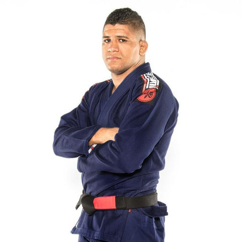 Nova Mk4 BJJ Gi Navy - Inc FREE White Belt