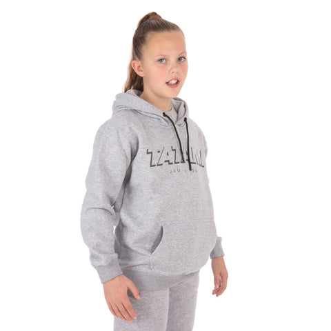 Kids Shadow Tracksuit (Hoodie and Joggers) - Grey