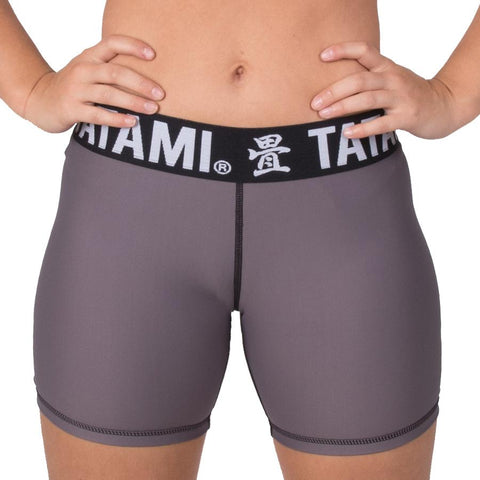 Ladies Graphite Minimal VT Shorts