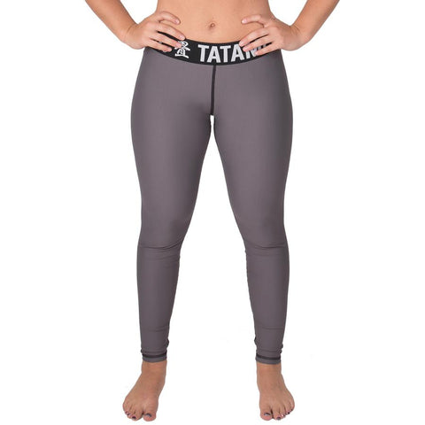 Ladies Graphite Minimal Spats