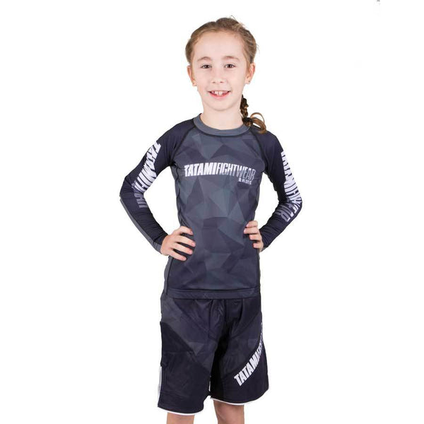 Kids Navy Nexus Dynamic Fit Shorts