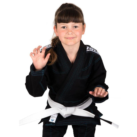 Kids Elements Gi - Black