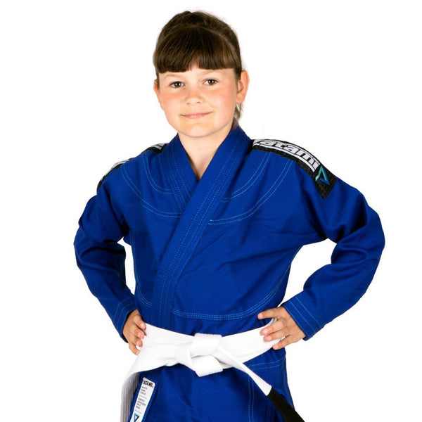Kids Elements Gi - Blue