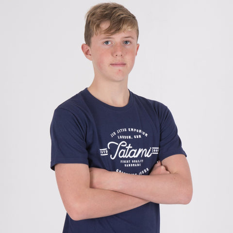 Kids Original Navy T-Shirt