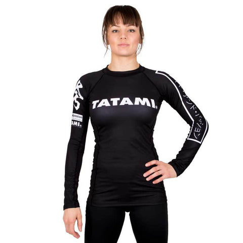 Ladies Hokori Long Sleeve Rash Guard
