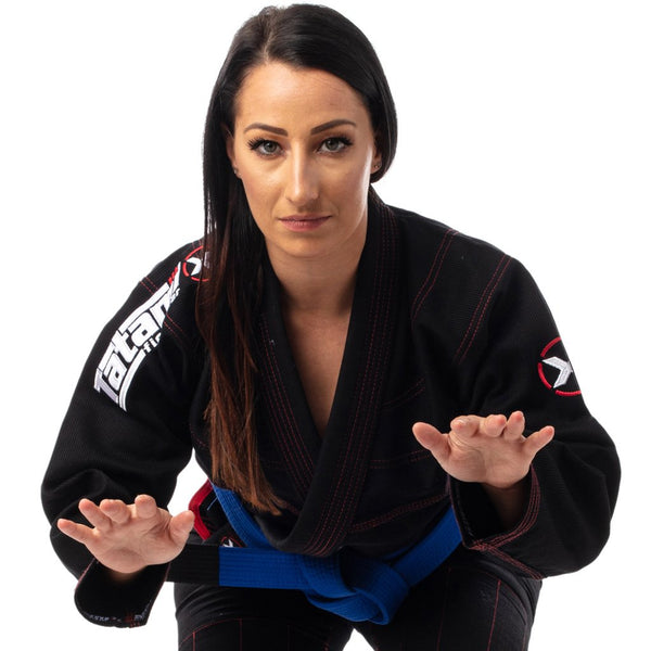 Ladies Model X Jiu Jitsu Gi - Black