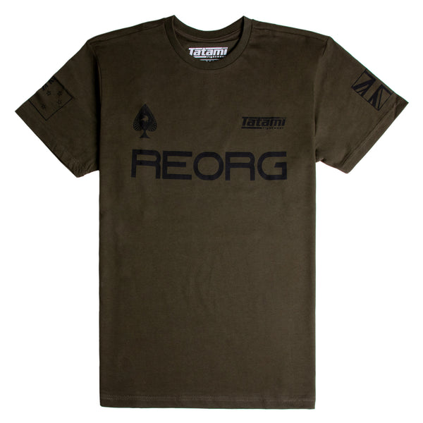 REORG New Zealand Khaki T-Shirt