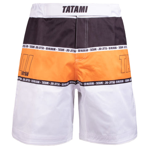 Contour Collection Shorts - Orange