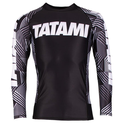Essential Geo Rash Guard
