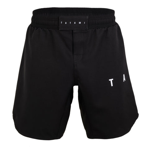 Standard Edition Black Grapple Fit Shorts