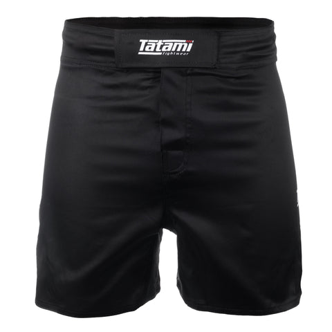 Submit Black Micro Grappling Shorts