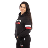 Ladies Super Hoodie Black