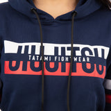 Ladies Super Hoodie Navy