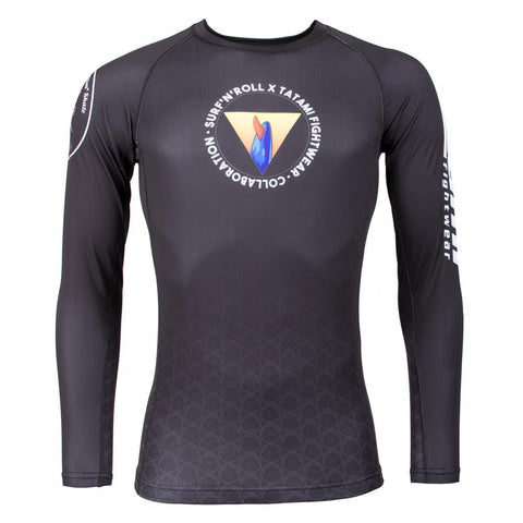 Tatami x Surf'n'Roll Rash Guard