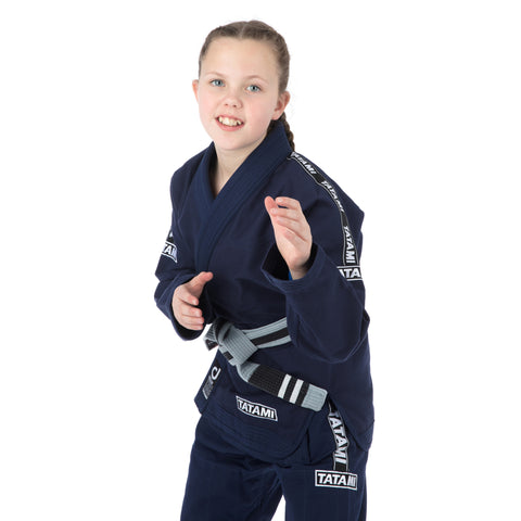 Kids Dweller Gi - Navy