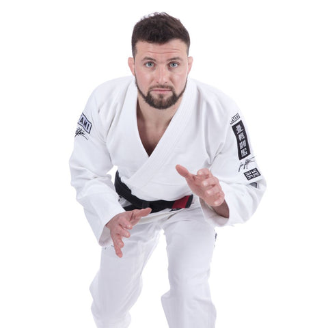 Signature White Gi