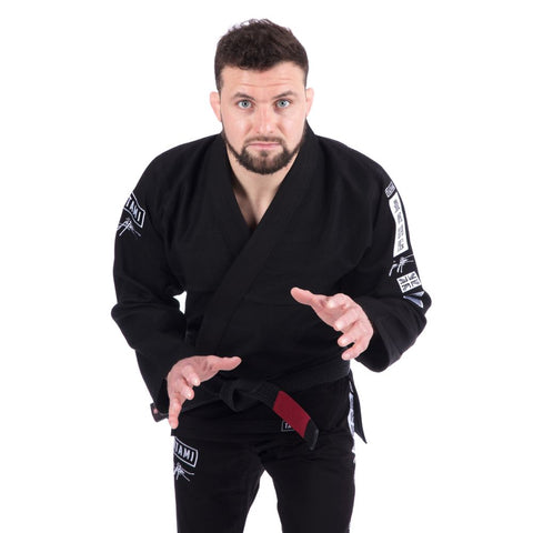 Signature Black Gi