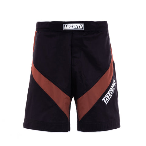 IBJJF 2020 Ranked Dynamic Fit shorts - Brown