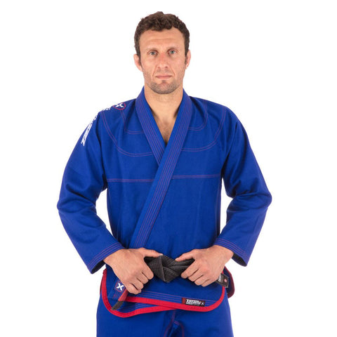 Model X Jiu Jitsu Gi - Blue