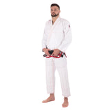Model X Jiu Jitsu Gi - White