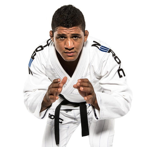 White Zero G V4 Advanced Lightweight Gi