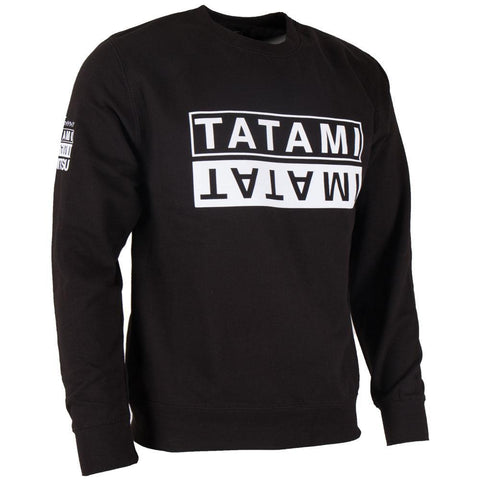 Ladies White Label Sweatshirt Black
