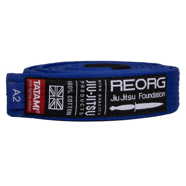 REORG Elite BJJ Belt