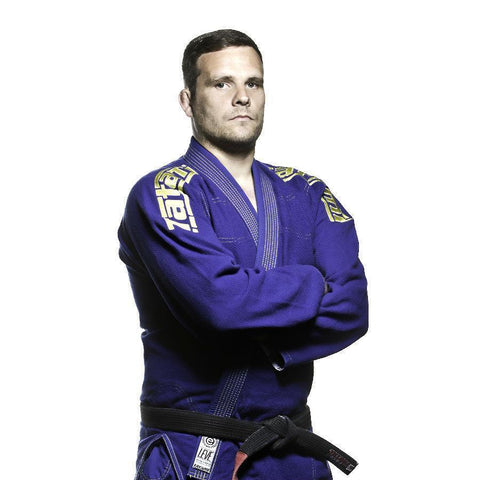Estilo Leve Ultralight BJJ Gi - Blue