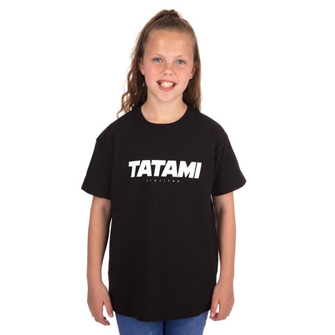 Kids Essential 2019 T-Shirt - Black
