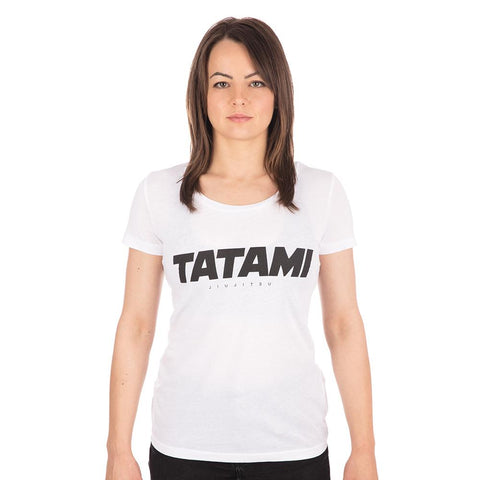 Ladies Essential T-Shirt - White
