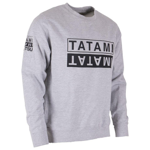 White Label Sweatshirt Grey