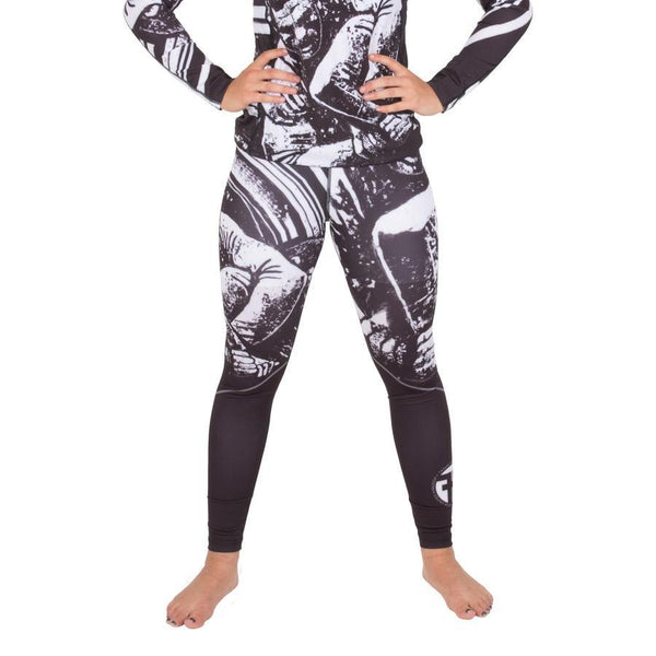 Ladies Grapplers Collective Kimura Spats