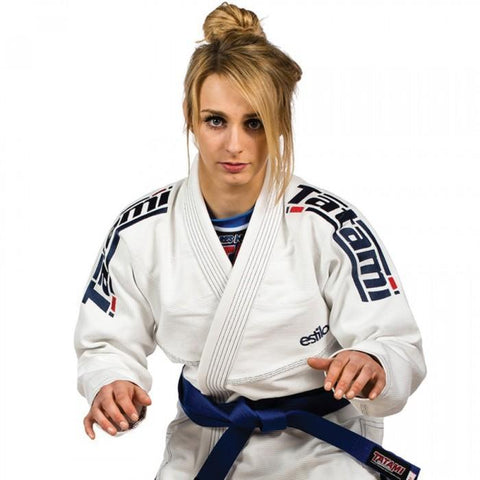 Ladies Estilo 5.0 Premier BJJ Gi - White