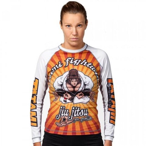 Ladies Zen Gorilla Rash Guard