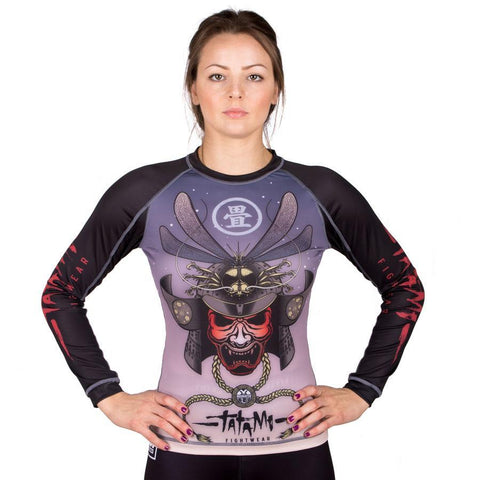 Ladies Dragon Fly V2 Rash Guard