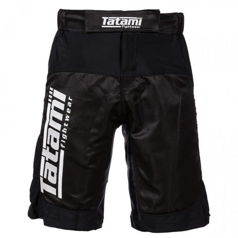 Multi Flex Black IBJJF Shorts