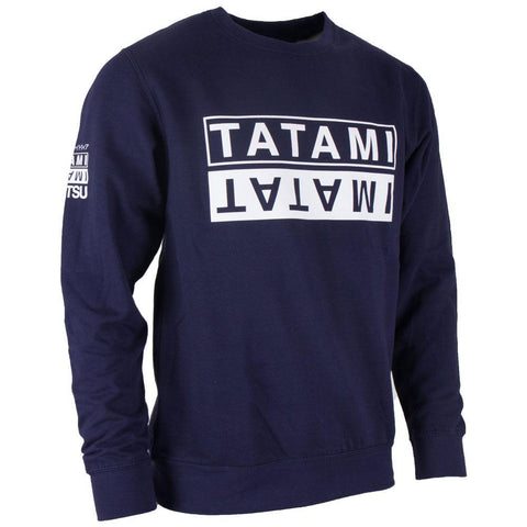 White Label Sweatshirt Navy