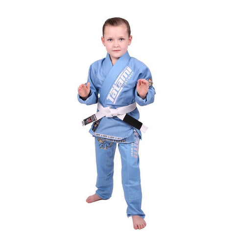 NEW Meerkatsu Kids Animal Gi - Sky Blue