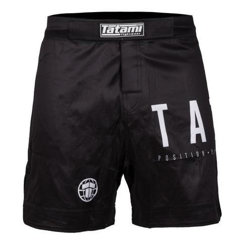Preto No-Gi Shorts