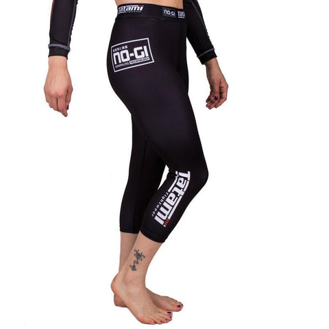 Ladies 3/4 IBJJF Spats