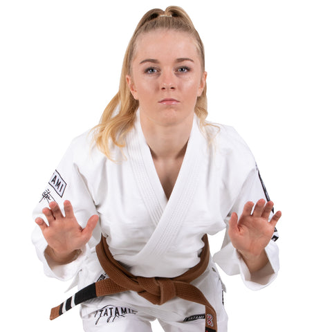 Ladies Signature White Gi