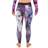 Ladies Weeping Hannya Spats