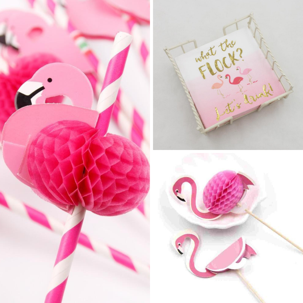 Flamingo Lover Gift Set