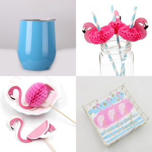 Flamingle Gift Set