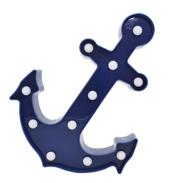 Anchor Shape Nightlight LED Lamp
