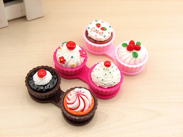 Sweet Cakes Contact Lens Cases
